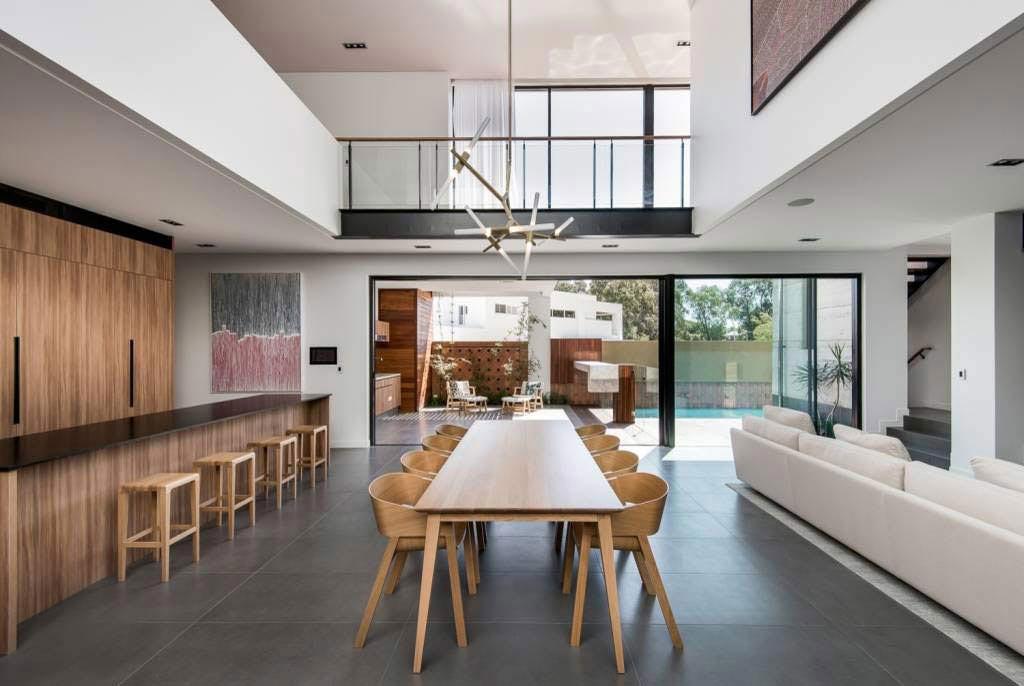 Floreat Residence in Perth by Daniel Cassettai Design