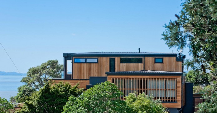 modern sea view rothesay bay home by creative arch