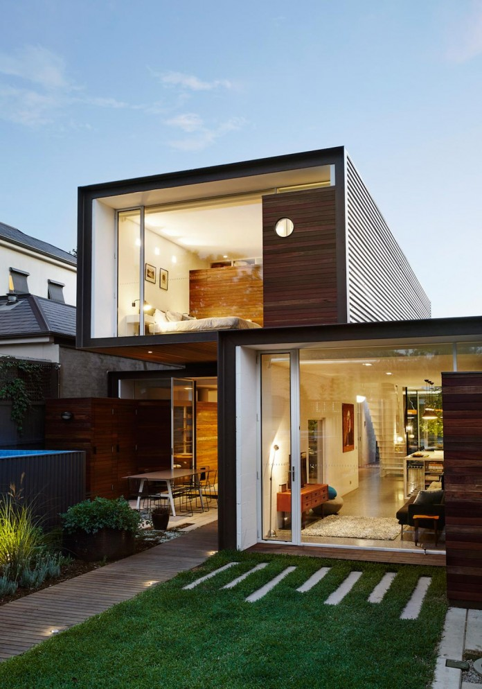 Modern THAT Home in Melbourne by Austin Maynard Architects ...
