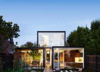 Modern THAT Home in Melbourne by Austin Maynard Architects