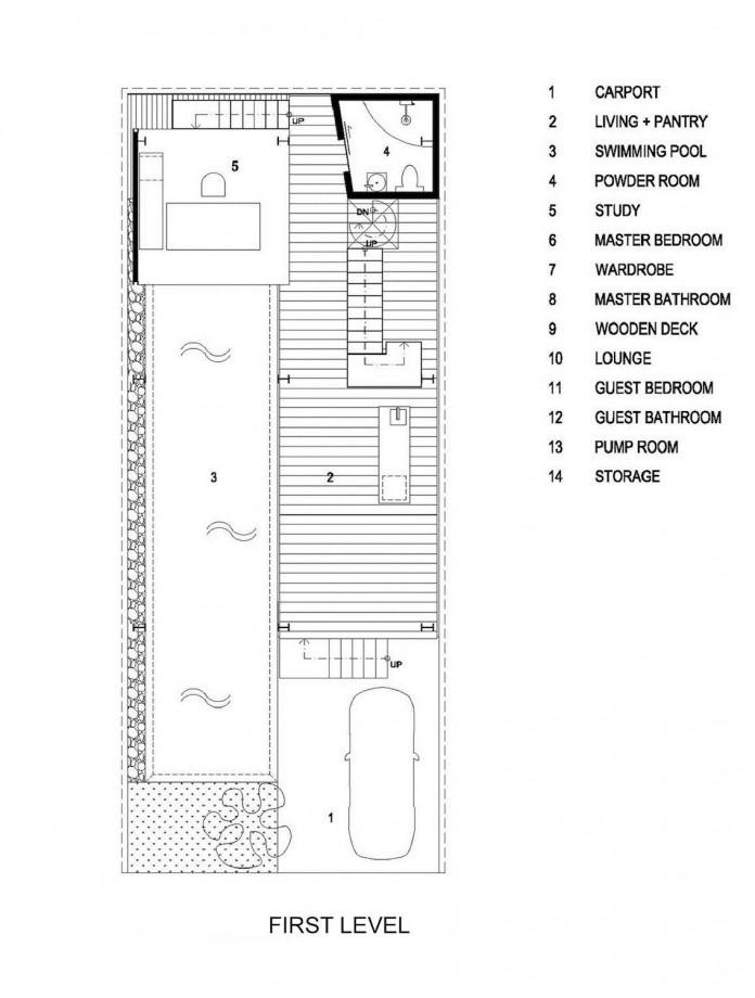 Small-Slanted-House-in-Jakarta-by-Budi-Pradono-Architects-15