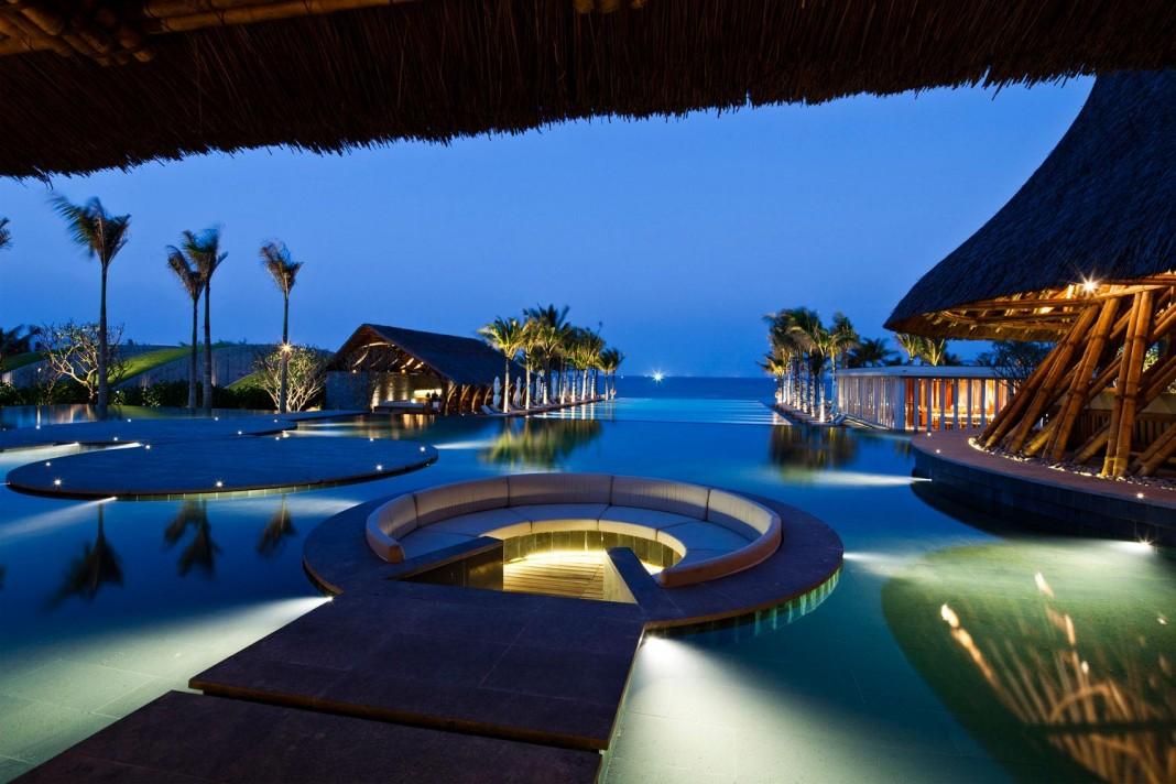 Stunning Naman Retreat Resort by Vo Trong Nghia Architects