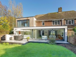 The Beckett House by Adam Knibb Architects