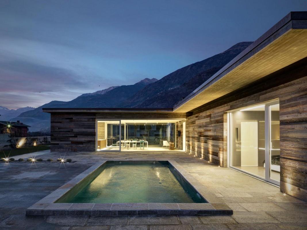 AP House in Sondrio, Italy by Rocco Borromini