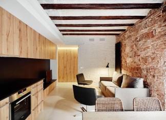 Borne Tourist Apartments in Barcelona Redesigned by Mesura