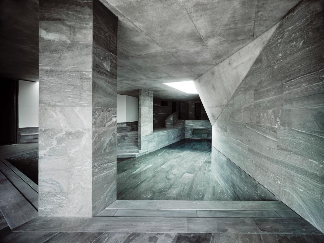 Contemporary Villa Ensemble near Zurich by AFGH