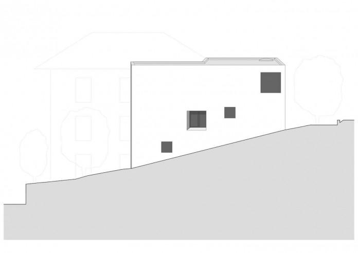 Contemporary Villa SAH in Neuchâtel, Switzerland by Andrea Pelati Architecte ...