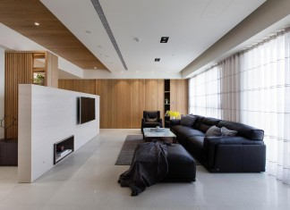 Lu's Home Apartment in Kaohsiung City, Taiwan by PMD