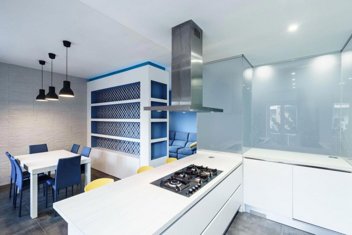 prismatic-blue-apartment-rome-italy-brain-factory-architecture-design-08