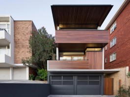 Queenscliff 06 development on a compact site overlooking Manly on Sydney's Northern Beaches by Watershed Design