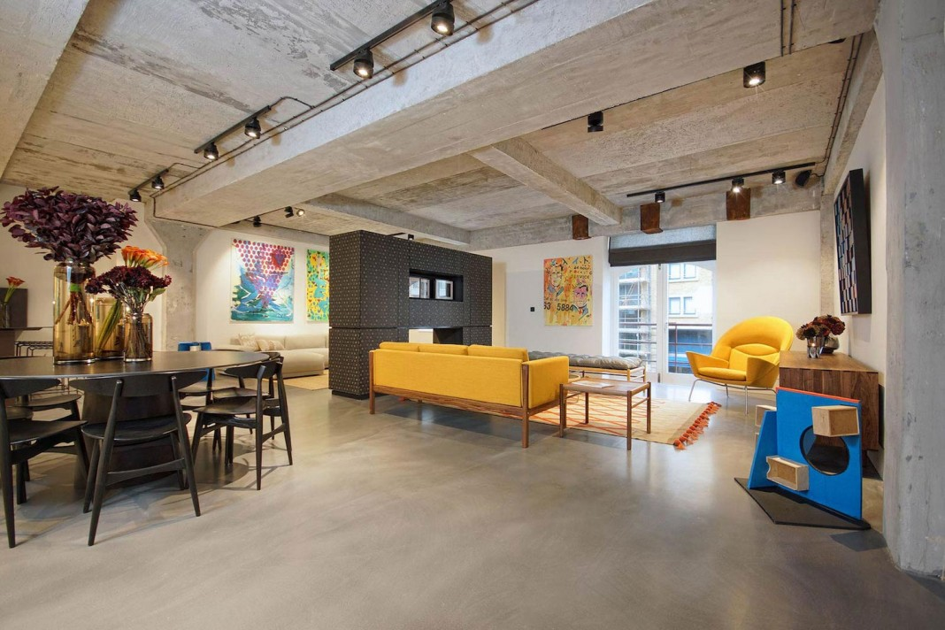 Ransome's Dock – West Apartment in London by Minacciolo & CLPD