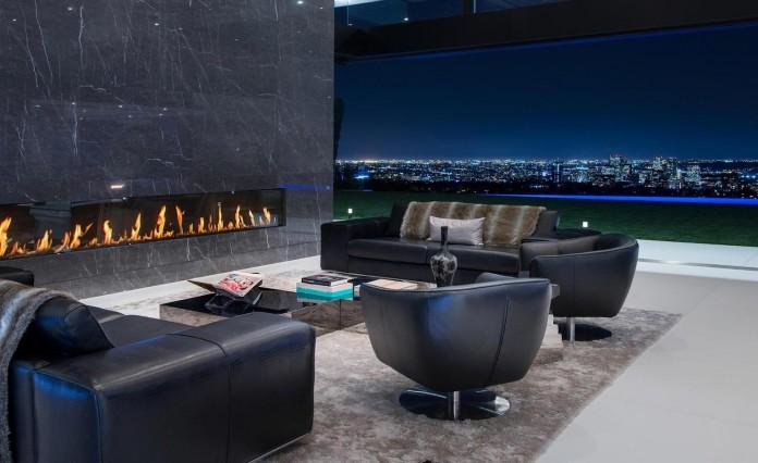 ... Stradella Ultramodern Masterpiece Home Hollywood Hills Designed Paul   ...