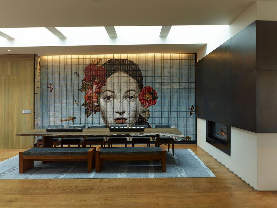 West 27th Street Penthouse in New York City by Charles Rose Architects