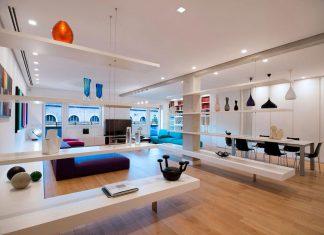 Arabella Rocca design the chic Trastavere Apartment located in Rome, Italy