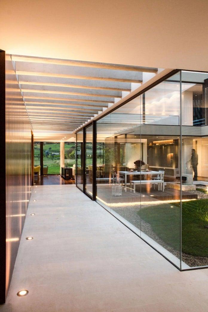 Arquitectura En Estudio Design Casa 5 A Contemporary Home