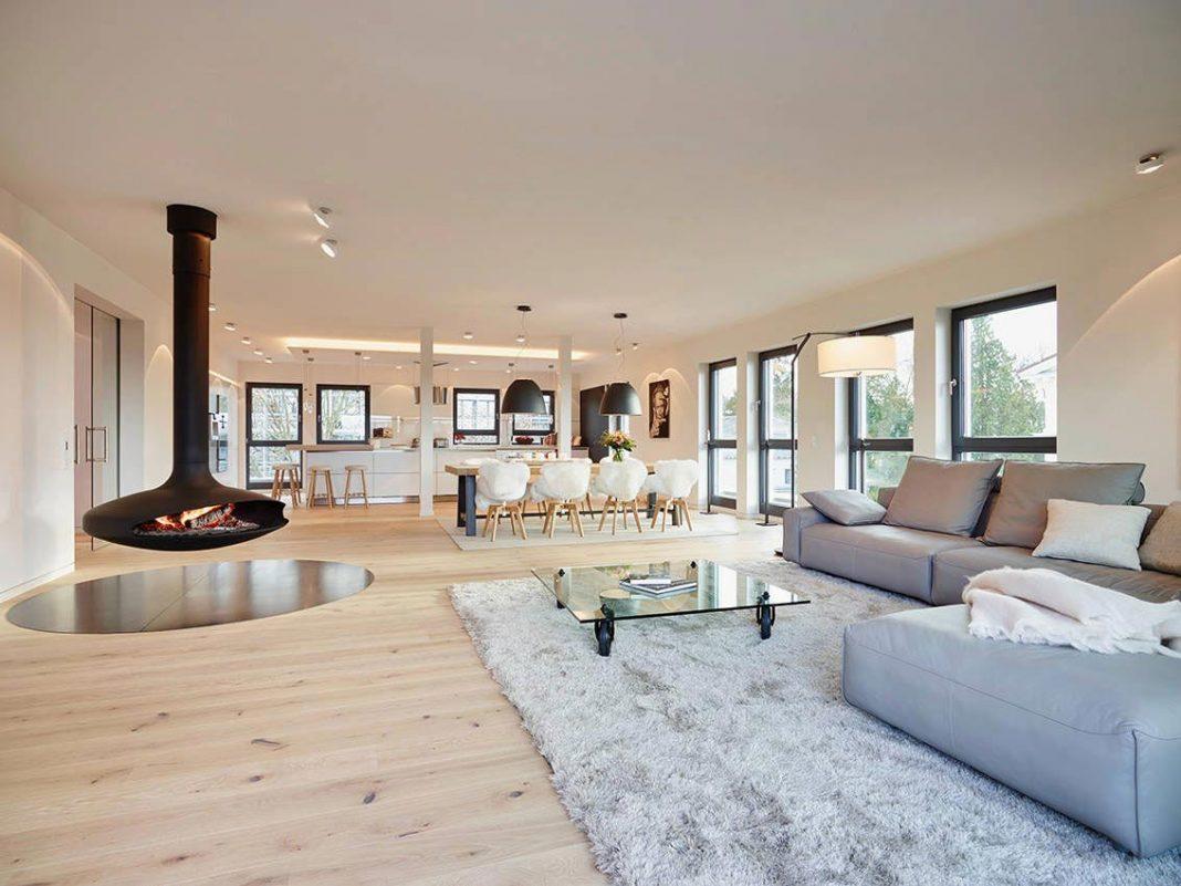 Josep Ruà Spatial Designer creates a Bright penthouse in Valencia, Spain