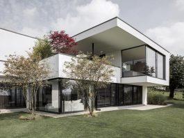 Quality, comfort, and design enabling the highest quality of life of Objekt 254 villa designed by Meier Architekten