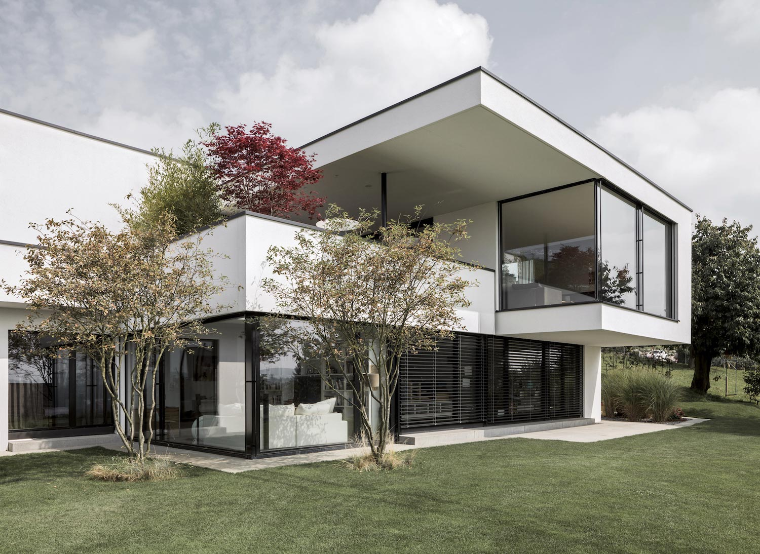 Design house of quality - Quality Comfort And Design Enabling The Highest Quality Of Life Of Objekt 254 Villa Designed By Meier Architekten Caandesign Architecture And Home