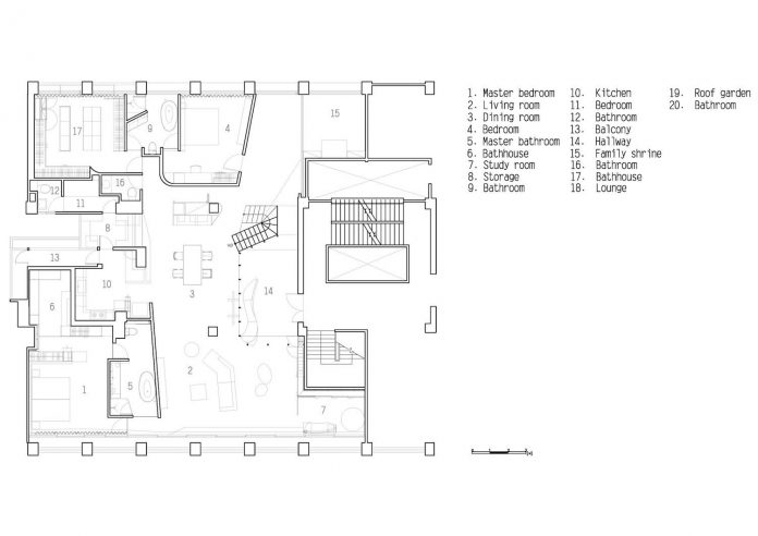 sky-villa-top-floor-high-rise-building-downtown-taipei-cj-studio-18