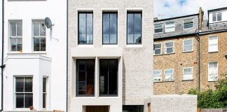 The Tailored London House by Liddicoat & Goldhill