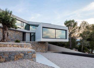 Ultramodern Casa a l'aspre by nomarq | estudi d'arquitectura