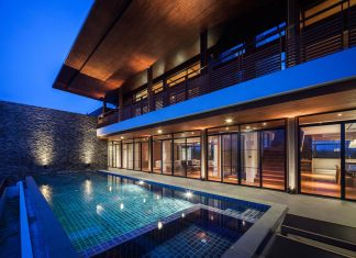 Baan Bang Saray Holiday Villa by Junsekino Architect and Design