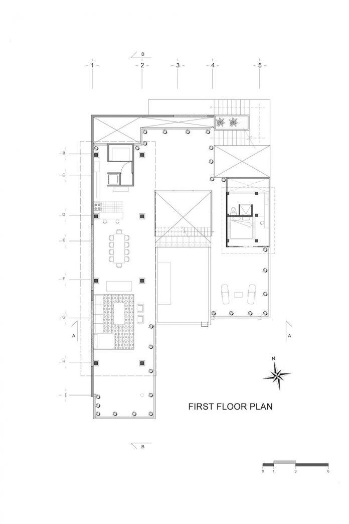 Mexican Beach House Floor Plans Thefloors Co