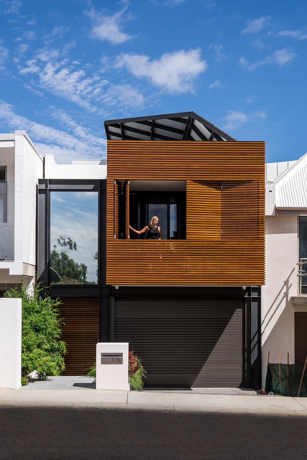 Claremont Contemporary Residence in Perth designed by Keen Architecture