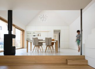 Clean and simple House SPK in Ingolstadt designed by nbundm*