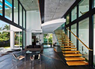 Dilido Haus, an MIMO architectural style in Miami Beach by Gabriela Caicedo-Liebert