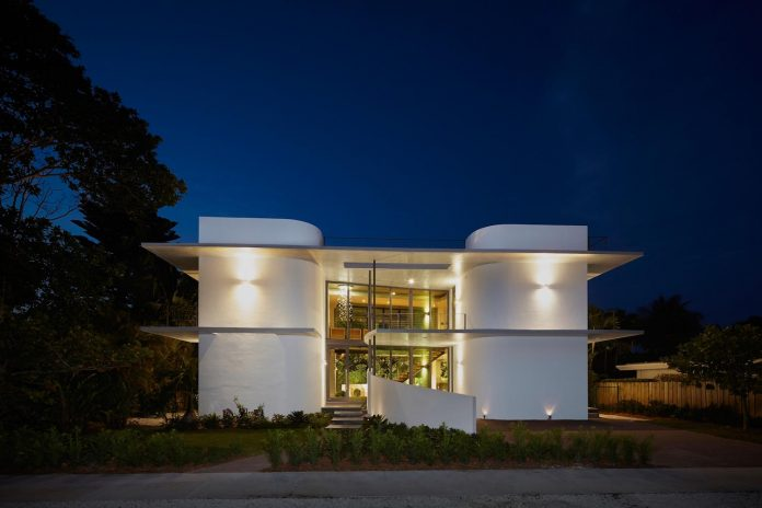 Dilido Haus An Mimo Architectural Style In Miami Beach By
