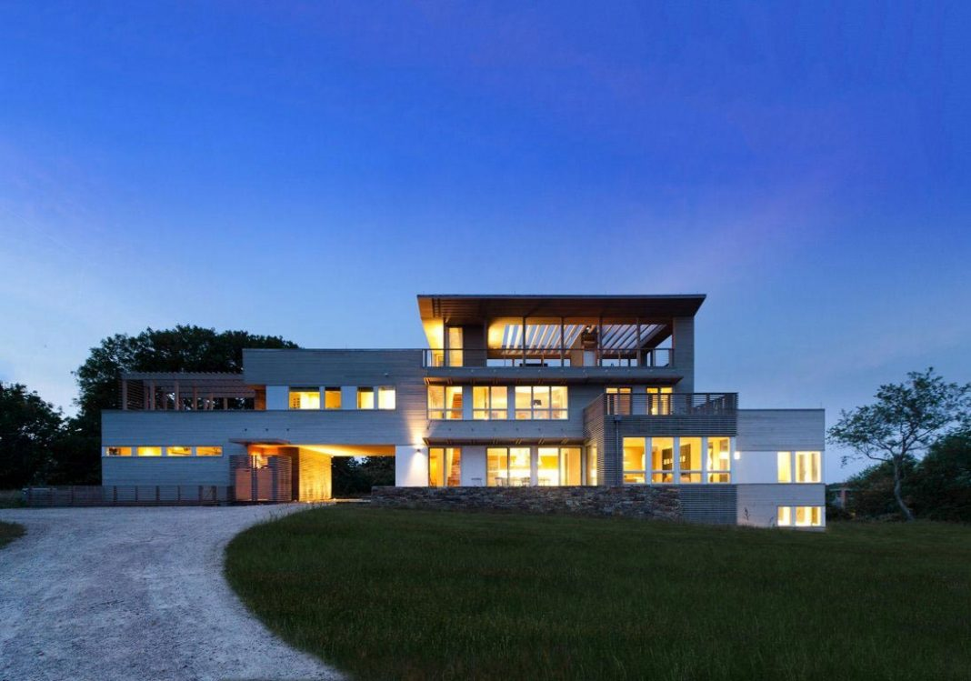 Fishers Island Vacation Home By Resolution 4 Architecture