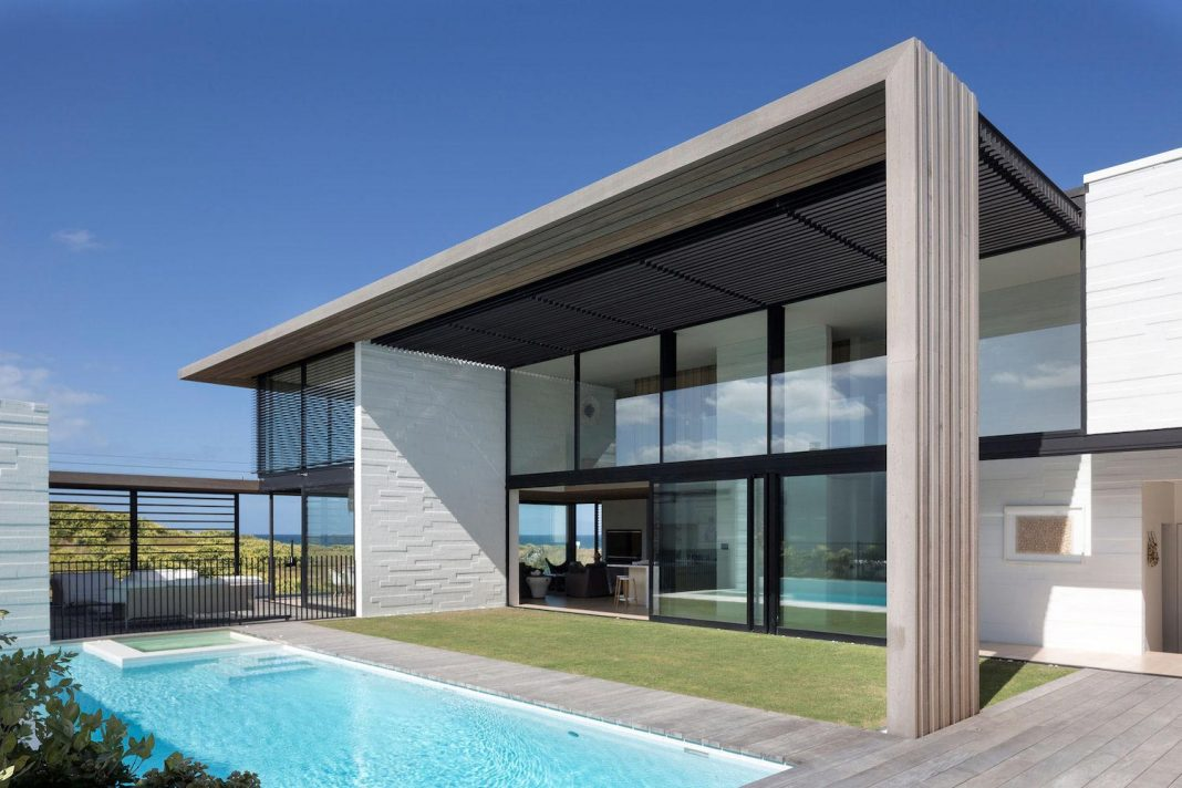 Julian Guthrie Design The Tuatua House A Generous Family
