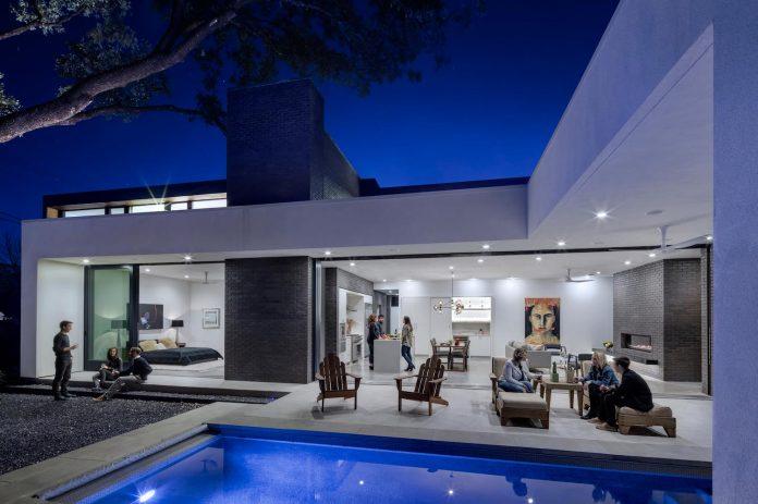 Matt Fajkus Architecture Design The Main Stay House With