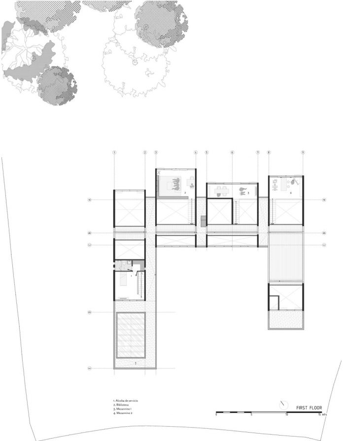 plan-b-arquitectos-design-vg-house-system-parallel-concrete-walls-define-four-volumes-connected-transversally-17