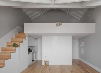 Renovation of Santa Teresa House, a house of the nineteenth century by PF Architecture Studio