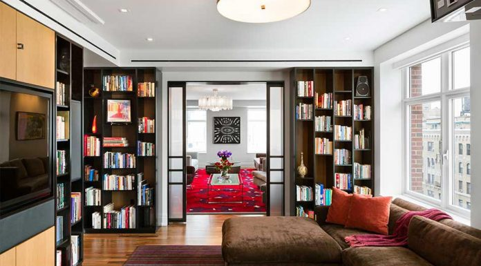 Studio ST design a comfortable suburban home with the sophistication and location of a city apartment