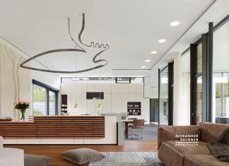 Alexander Brenner Architects design the Bredeney Contemporary House in Essen, Germany