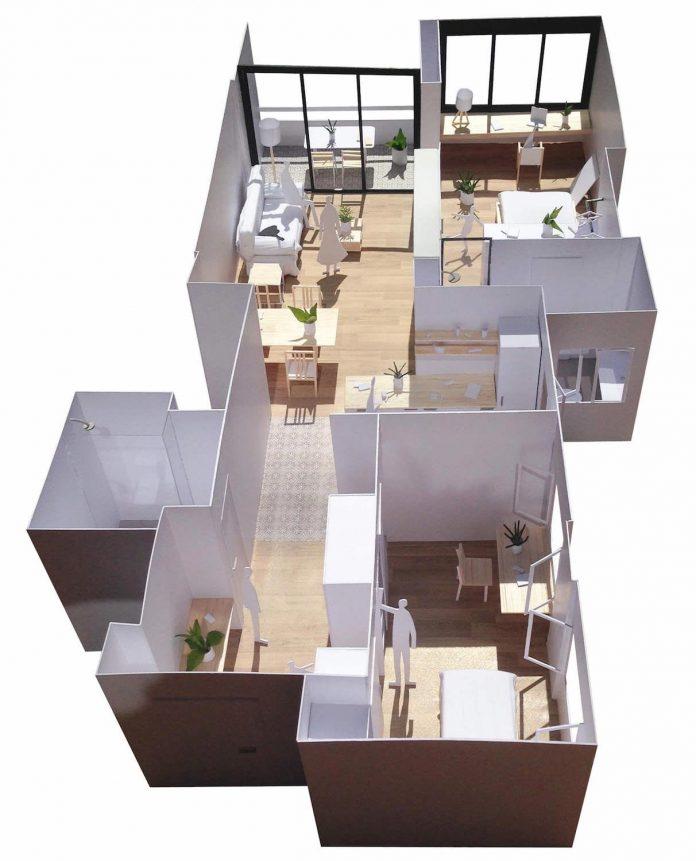 apartment-renovation-barcelona-sixties-residential-building-designed-famous-architect-francesc-mitjans-14