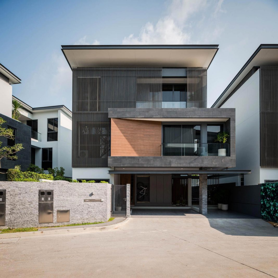 The Contemporary Honor Residence by PODesign