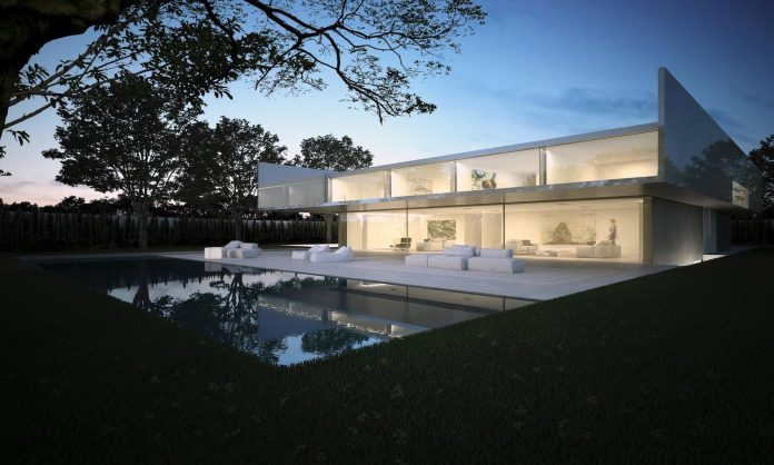 fran-silvestre-arquitectos-design-modern-two-storey-aluminium-residence-located-madrid-24