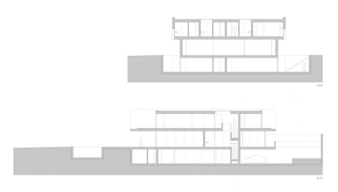 fran-silvestre-arquitectos-design-modern-two-storey-aluminium-residence-located-madrid-27