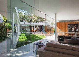 Marquise House in São Paulo designed by FGMF