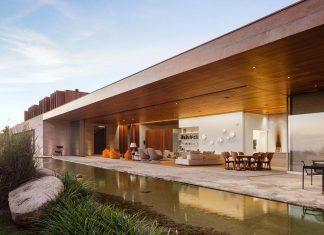 MS contemporary summer house by Studio Arthur Casas