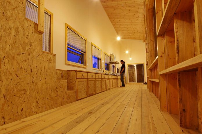 old-brick-single-story-house-converted-wooden-three-stories-home-slow-office-beijing-12
