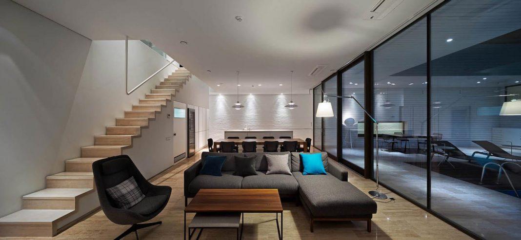 Oleg Drozdov Design The Ark Residence Providing Each Member