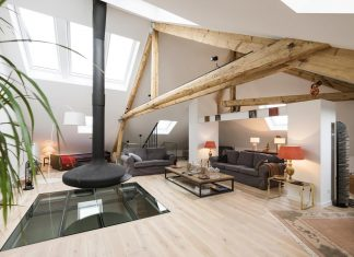 Renovation and interior transformations in a 1920 manor house in Luxembourg City by Eric Pigat Architectural Design