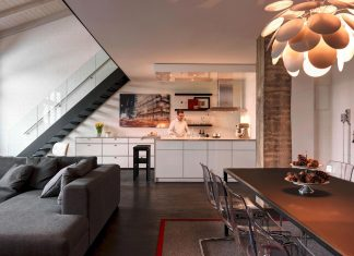 A Touch of Chanel Apartment in Zurich by Daniele Claudio Taddei Architect