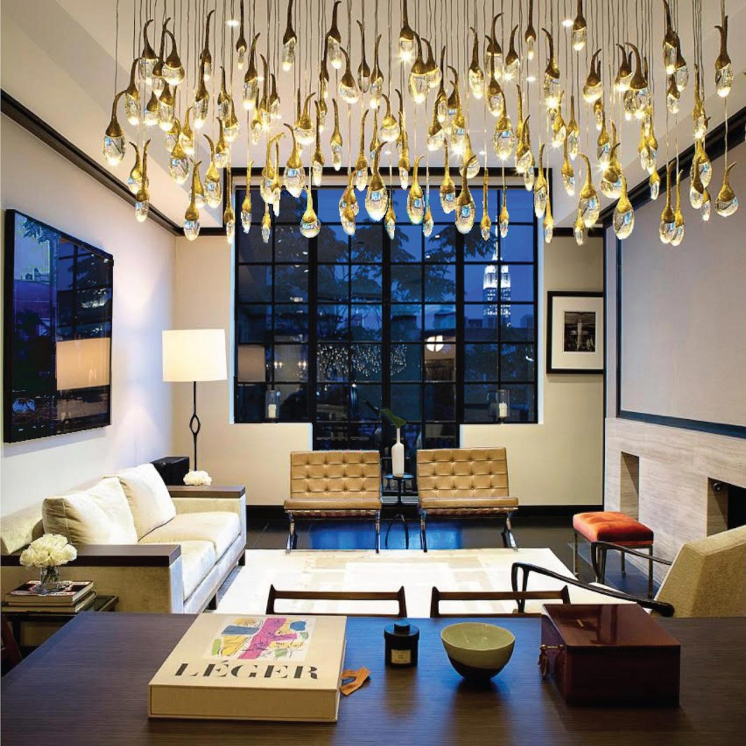 A west village penthouse in new york by scarpidis design for Home design york