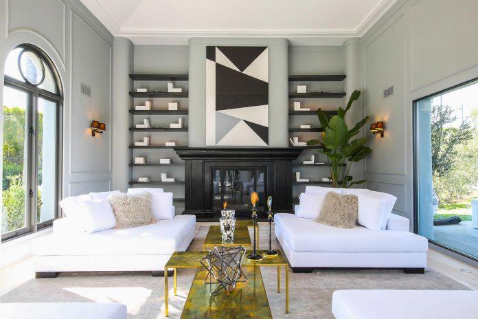 Belgian Interior Designer Maxime Jacquet Designed The